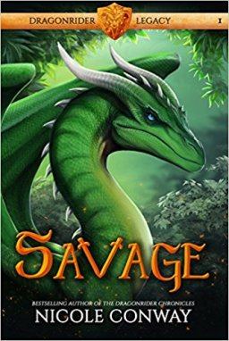 Savage Book Cover